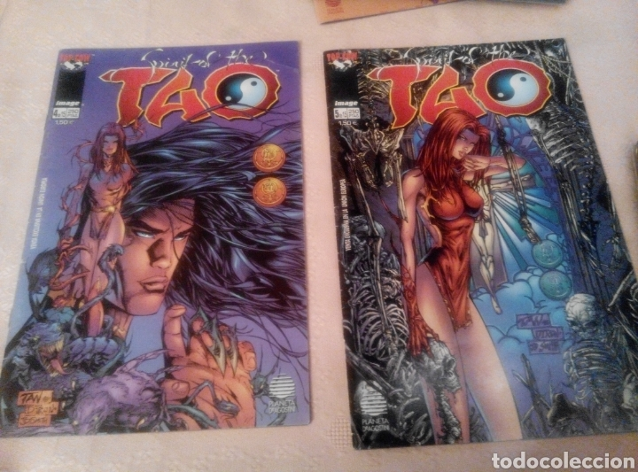 Cómics: SPIRIT OF THE TAO -Nº 2 AL Nº 14- TOP COW .PLANETA - Foto 3 - 82123079