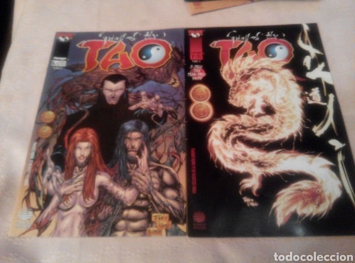Cómics: SPIRIT OF THE TAO -Nº 2 AL Nº 14- TOP COW .PLANETA - Foto 4 - 82123079
