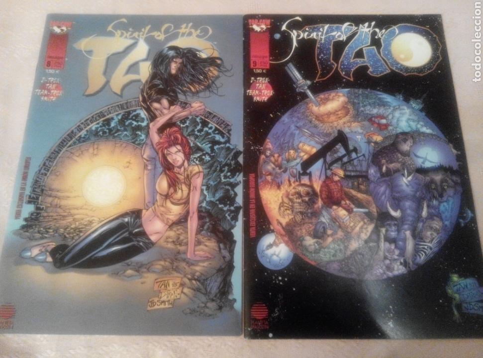 Cómics: SPIRIT OF THE TAO -Nº 2 AL Nº 14- TOP COW .PLANETA - Foto 5 - 82123079