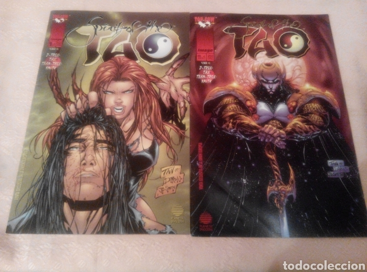 Cómics: SPIRIT OF THE TAO -Nº 2 AL Nº 14- TOP COW .PLANETA - Foto 6 - 82123079