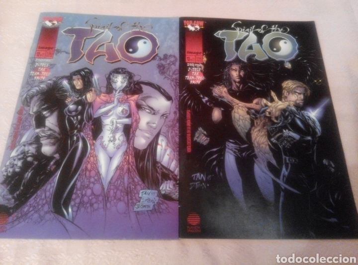 Cómics: SPIRIT OF THE TAO -Nº 2 AL Nº 14- TOP COW .PLANETA - Foto 7 - 82123079