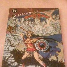Cómics: CLÁSICOS DC: WONDER WOMAN, DE GEORGE PÉREZ (PLANETA DEAGOSTINI, NUMERO 2 DE COLECCIÓN 4 TOMOS) NUEVA. Lote 82123972