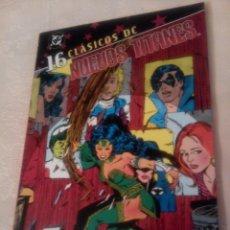 Cómics: CLASICOS DC NUEVOS TITANES . N°16.PLANETA. Lote 96820588
