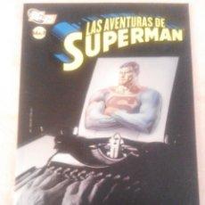 Cómics: LAS AVENTURAS DE SUPERMAN. 1 DE 2. PLANETA. Lote 103867936