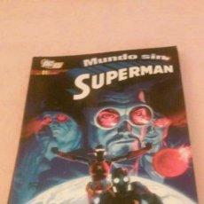 Cómics: MUNDO SIN SUPERMAN TOMOS 1 - (PLANETA DEAGOSTINI-DC). Lote 82266196