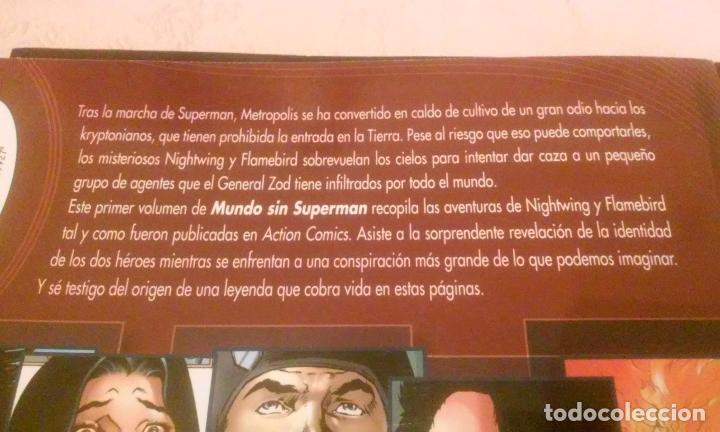 Cómics: MUNDO SIN SUPERMAN TOMOS 1 - (PLANETA DEAGOSTINI-DC) - Foto 6 - 82266196