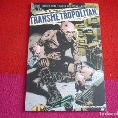 TRANSMETROPOLITAN 15 ( WARREN ELLIS DARICK ROBERTSON ) ¡MUY BUEN ESTADO! PLANETA VERTIGO