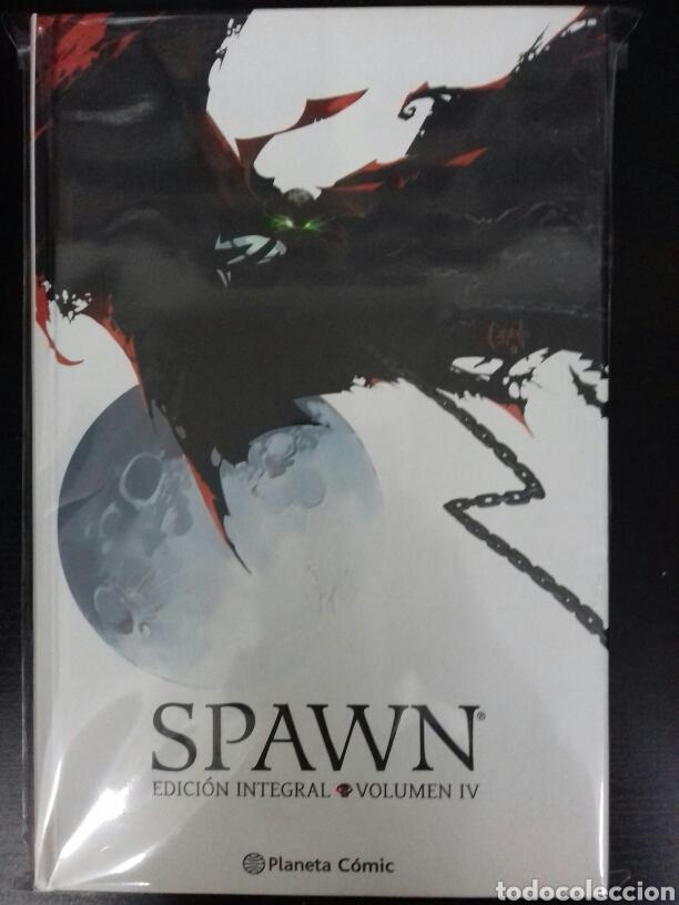 SPAWN EDICIÓN INTEGRAL. VOLUMEN 4 - TODD MCFARLANE - PLANETA (Tebeos y Comics - Planeta)