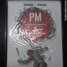 Cómics: LOS PROYECTOS MANHATTAN Nº 6 EL SOL MÁS ALLÁ DE LAS ESTRELLAS - HICKMAN - PITARRA - PLANETA. Lote 83125451
