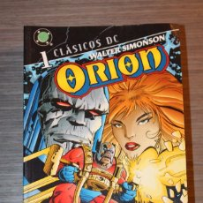 Cómics: ORION CLASICOS DC 1 PLANETA. Lote 83192876