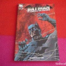 Cómics: BATMAN EL CABALLERO OSCURO 12 ( GREG RUCKA BRUBAKER SCOTT MCDANIEL ) ¡MUY BUEN ESTADO! PLANETA DC . Lote 83397896