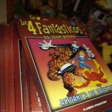 Cómics: LOS 4 FANTÁSTICOS DE JOHN BYRNE.COLECCIÓN COMPLETA 25 TOMOS.PLANETA 2002.M.B.E.. Lote 83839992