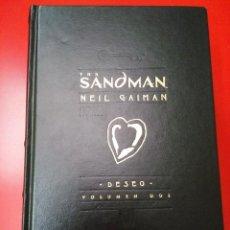 Cómics: THE SANDMAN VOLUMEN 2: DESEO NEIL GAIMAN TOMO 496 PAGINAS PLANETA DEAGOSTINI. Lote 84398432