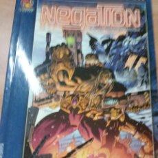 Comics : NEGATION. TOMO: COMO RATONES ENJAULADOS. UNIVERSO CROSSGEN. Lote 85759612