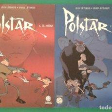 Cómics: POLSTAR 1-2, DE JEAN LÉTURGIE Y SIMON LÉTURGIE. Lote 86236508
