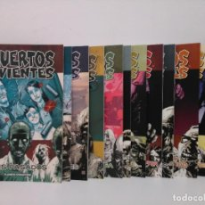 Cómics: LOS MUERTOS VIVIENTES 1-12 DE ROBERT KIRKMAN, TONY MOORE, CHARLIE ADLER - PLANETA DEAGOSTINI. Lote 86472364