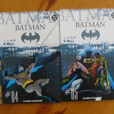 Cómics: COLECCIONABLE BATMAN 2-3-4-5-6. Lote 86476464