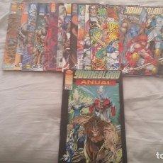 Comics: YOUNGBLOOD (OBRA COMPLETA) - 14 NÚMEROS (0 AL 13) + ANUAL - FORUM. Lote 290553433