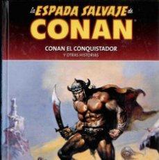 Cómics: COLECCIONABLE LA ESPADA SALVAJE DE CONAN. Nº 4. CONAN, EL CONQUISTADOR. Lote 87453792