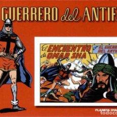 Cómics: LOTE DEL COLECCIONABLE DEL GUERRERO DEL ANTIFAZ CON LOS Nº 19, 20, 21, 22, 23. Lote 87535940