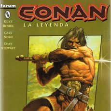 Cómics - CÓMIC CONAN LA LEYENDA Nº 0 - 95952814