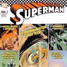 Cómics: SUPERMAN 7 PLANETA. Lote 89517256