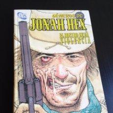 Jonah Hex. El rostro de la violencia