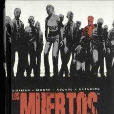 Cómics: MUERTOS VIVIENTES. Lote 89599716