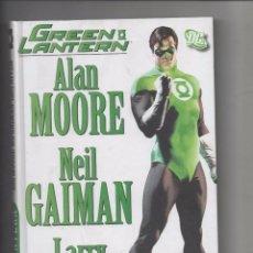 Cómics: GREEN LANTERN.ALAN MOORE /NEIL GAIMAN /LARRY NIVEN /BYRNE.PLANETA.DA. Lote 89831240