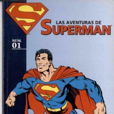 Cómics: AVENTURAS DE SUPERMAN JOHN BYRNE COLECCIONABLE Nº1. PLANETA DEAGOSTINI. Lote 90564570