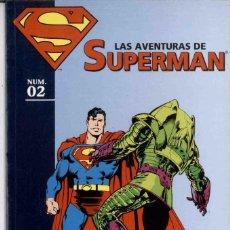 Cómics: AVENTURAS DE SUPERMAN JOHN BYRNE COLECCIOABLE Nº 2. PLANETA DEAGOSTINI. Lote 90564810