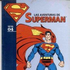Cómics: AVENTURAS DE SUPERMAN JOHN BYRNE COLECCIONABLE Nº 4. PLANETA DEAGOSTINI. Lote 90565090