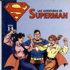 Cómics: AVENTURAS DE SUPERMAN JOHN BYRNE COLECCIONABLE Nº 14. PLANETA DEAGOSTINI. Lote 90565685