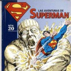 Cómics: AVENTURAS DE SUPERMAN JOHN BYRNE COLECCIONABLE Nº 20. PLANETA DEAGOSTINI. Lote 90566375