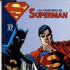 Cómics: AVENTURAS DE SUPERMAN JOHN BYRNE COLECCIONABLE Nº 37. PLANETA DEAGOSTINI. Lote 90566685