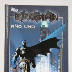 Cómics: CÓMIC DE TAPA DURA - BATMAN: AÑO UNO - PLANETA DE DEAGOSTINI / DC CÓMICS, 2010. Lote 90622310