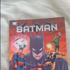 Cómics: BATMAN: LA BUSQUEDA DE BATMAN - PLANETA. Lote 174544053