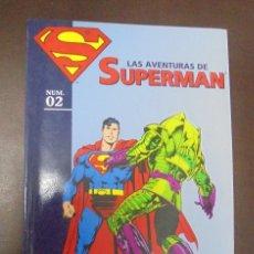 Cómics: LAS AVENTURAS DE SUPERMAN. Nº 02. PLANETA DEAGOSTINI. Lote 90707490