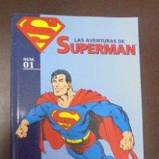 Cómics: LAS AVENTURAS DE SUPERMAN. Nº 01. PLANETA DEAGOSTINI. Lote 90707535