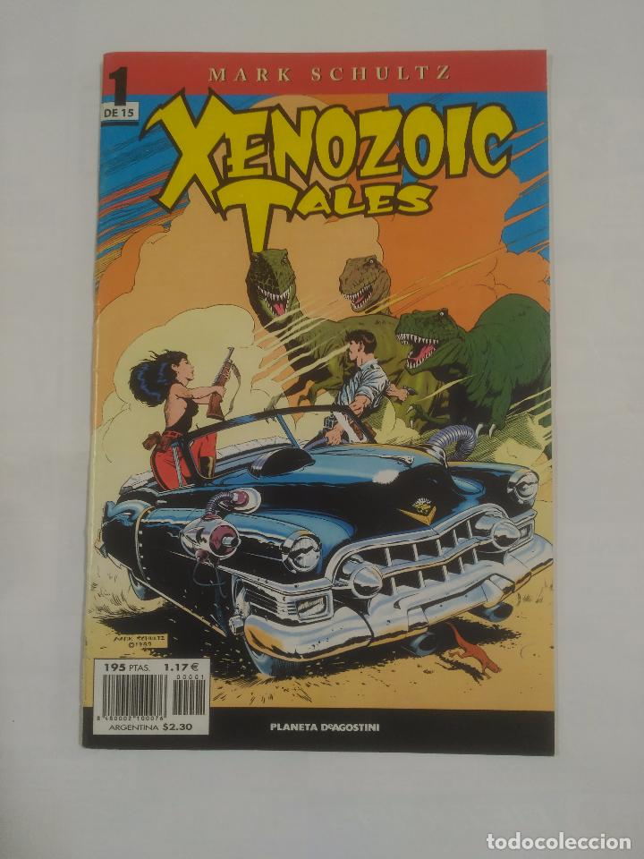 XENOZOIC TALES Nº 1. MARK SCHULTZ. PLANETA 1999. TDKC4 (Tebeos y Comics - Planeta)