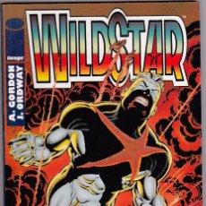 Cómics: WILDSTAR VOL.1: PRIMERA EDICCION JULIO DE 1995 IMAGE PLANETA. Lote 92156415