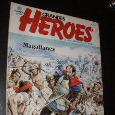 Comics - COMIC GRANDES HEROES Nº 9 MAGALLANES ,PLANETA ,PRECINTADO - 26781313
