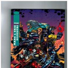 Comics - CYBER FORCE -COLECCIÓN LIBROS IMAGE Nº 2- NUEVO - 93201855