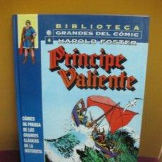 Cómics: HAROLD FOSTER. PRINCIPE VALIENTE. 1942-44. BIBLIOTECA GRANDES DEL COMIC Nº 4. PLANETA DAGOSTINI 2006. Lote 93331830