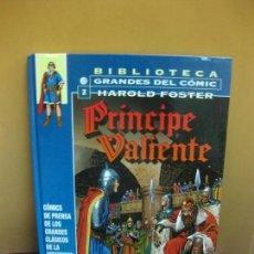 Cómics: HAROLD FOSTER. PRINCIPE VALIENTE. 1938-40. BIBLIOTECA GRANDES DEL COMIC Nº 2. PLANETA DAGOSTINI 2006. Lote 93332010