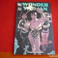Cómics: WONDER WOMAN GENTE MARAVILLOSA ( PHIL JIMENEZ LANNING ) ¡MUY BUEN ESTADO! PLANETA DC. Lote 93419305