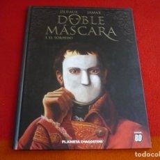 Cómics: DOBLE MASCARA 1 EL TORPEDO ( DUFAUX JAMAR ) ¡MUY BUEN ESTADO! TAPA DURA PLANETA. Lote 93652180