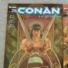 Cómics: CONAN LA LEYENDA. Nº 28. PLANETA. Lote 103283072