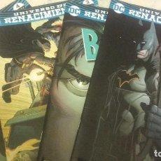 Cómics: ALL STAR BATMAN - UNIVERSO DC RENACIMIENTO NºS 1 2 3 Y 4 - ECC EDICIONES - SNYDER ROMITA JR SHALVEY. Lote 94691859