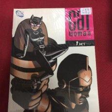 Comics : DC CAT WOMAN DEL 1 AL 5 EN MUY BUEN ESTADO. Lote 94759475